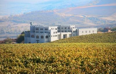 Chateau et vignoble Burgozone Bulgarie