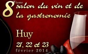 salon du vin et de la gastronomie Huy 2014
